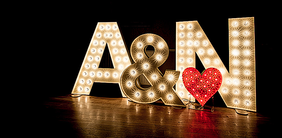 A&N Letters for hire